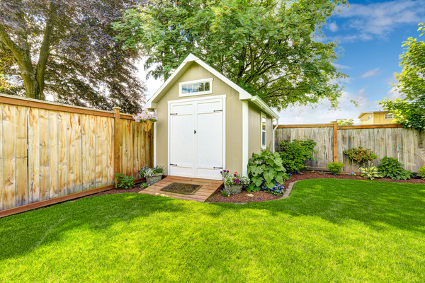 best storage shed for backyard