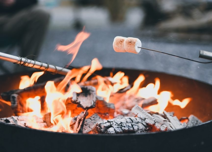 best fire pits for roasting a marshmallow at home
