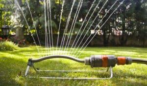 sprinkler for backyard splash pad