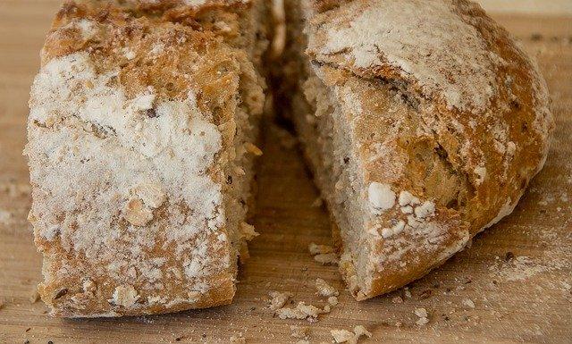 baking bread home