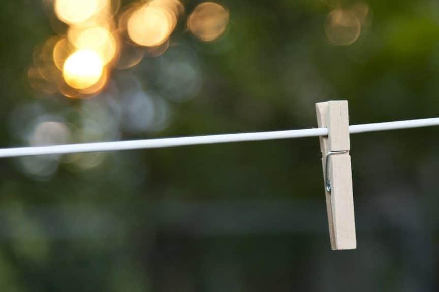 retractable clothesline outdoor use