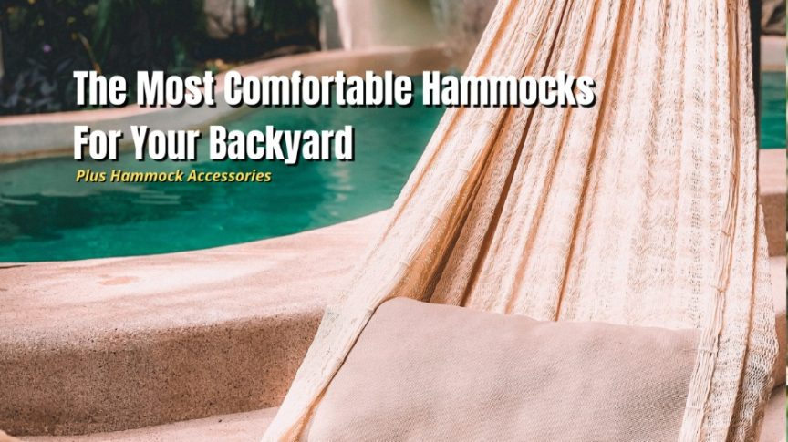 best hammocks for backyard