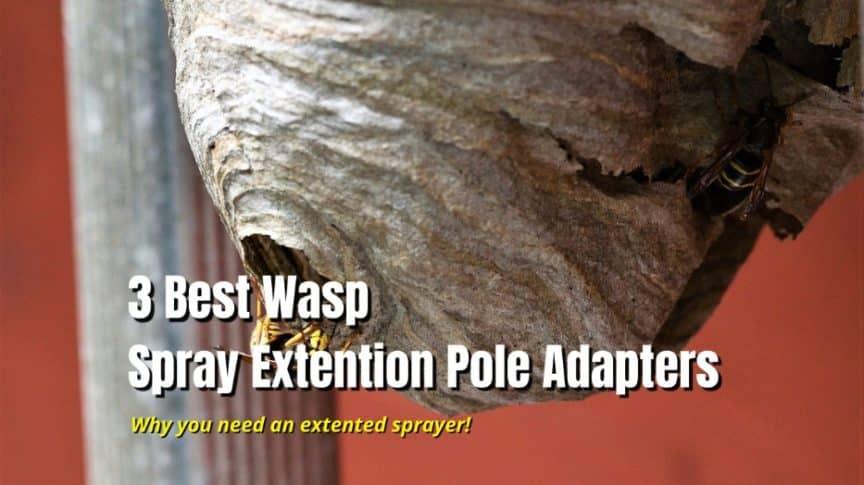 wasp pole adapter
